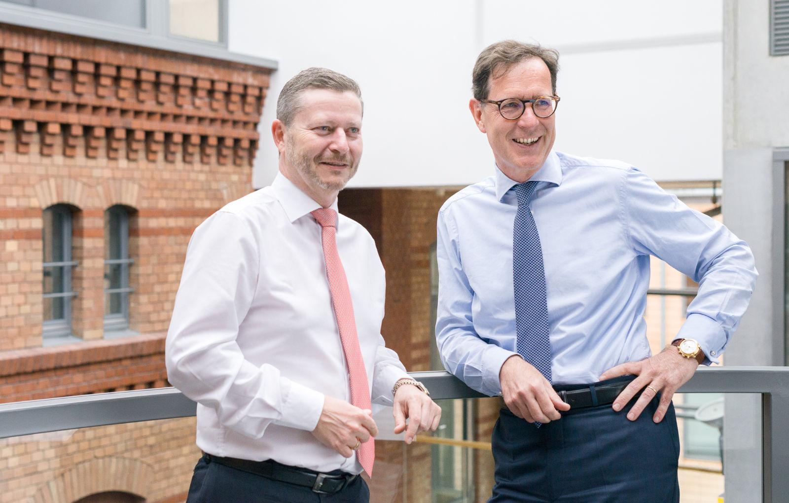 Matthias Wierlacher & Michael Schneider