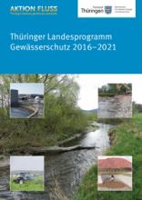 Das Thüringer Landesprogramm Gewässerschutz 2016 bis 2021
