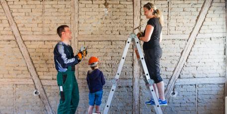 Was muss ich zum Thema Hauskauf und Baufinanzierung wissen?