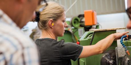 Förderung für Investitionen in Thüringen