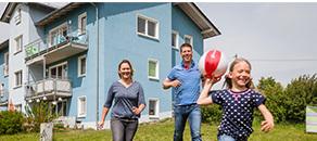 Familienbau - Wohnraumförderung (Startseite)