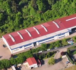 Werkhallen der Dreiling Maschinenbau GmbH