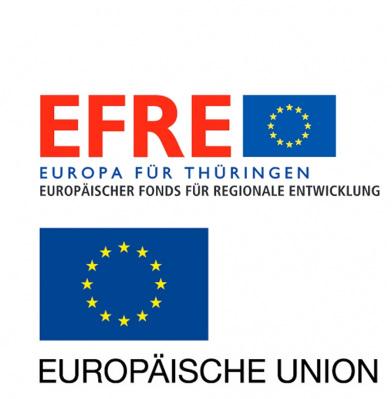 EFRE-Logo für Publiziztätshinweis