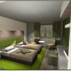 Der Anbau mit seinen 54 Zimmern ist nicht nur als Familienhotel gedacht, auch Geschäftsreisende sind willkommen.