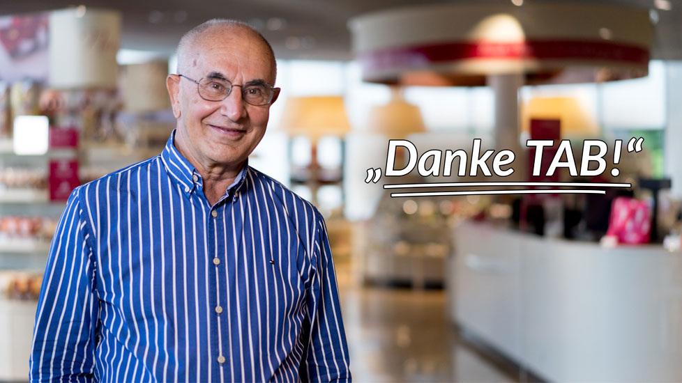 Eine süße Erfolgsgeschichte : Karl Heinz Einhäuser von Viba sweets GmbH