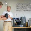 Dr. Ruppe gehen die Ideen für technologische Neu- und Weiterentwicklungen nie aus.
