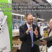 06 - Die Aufbaubank fördert auch Kryo-Biobanking und überzeugt sich vor Ort vom Projektstand.