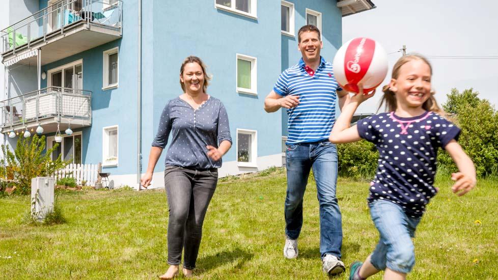 Thueringen Familienbaudarlehen wird neu aufgelegt