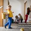 07 - Die Kinder freuen sich vor allem über ihre eigenen Zimmer und den großen Garten, der viel Platz zum Spielen und Toben bietet.