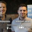 01_Florian Weißenstein und Sebastian Weber sind Gründer und Geschäftsführer der Firma YAZIO GmbH.