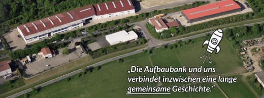 02_Die Thüringer Aufbaubank und die Dreiling Maschinenbau GmbH verbindet inzwischen eine 25 jährige Fördergeschichte. Als eines der ersten Unternehmen nutzte es die Möglichkeiten der GA - Investitionsförderung.