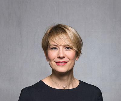 Maret Montavon - Mediensprecherin der Thüringer Aufbaubank