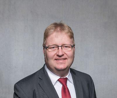 Marco Jahns - Ihr Ansprechpartner für das Kundencenter Westthüringen