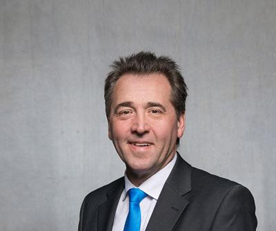 Steffen Peschke - Ihr Ansprechpartner für das Kundencenter Mittelthüringen