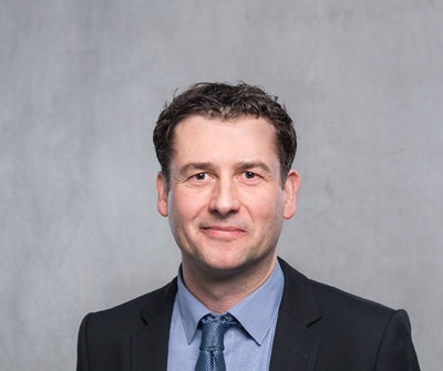 Thomas Knorr - Qualitätsmanager der Tourismusregion Südharz-Kyffhäuser