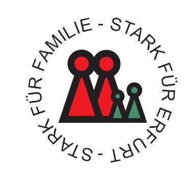 Logo Stark für Familie - Stark für Erfurt