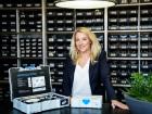 Förderung für die Unternehmensnachfolge in Thüringen (im Bild: HS Industrie Service GmbH - Geschäftsführerin Carina Schmidt)