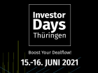 Investor Days Thüringen 2021 (Tag 1)