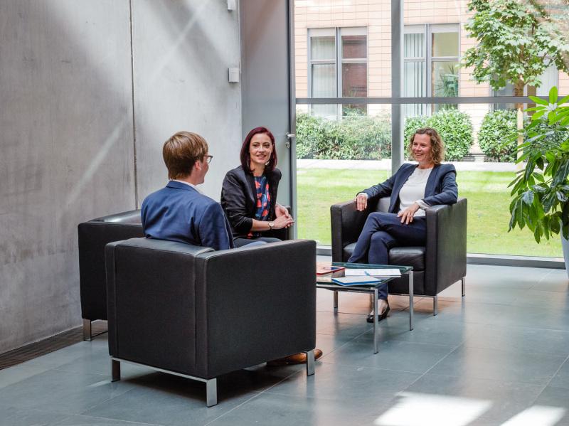Programme Bürgschaftsbank Thüringen