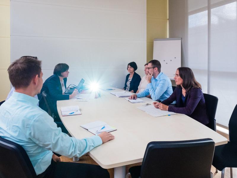 Förderung des unternehmerischen Know-hows