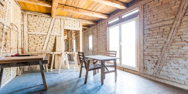 Eigenheim sanieren oder modernisieren