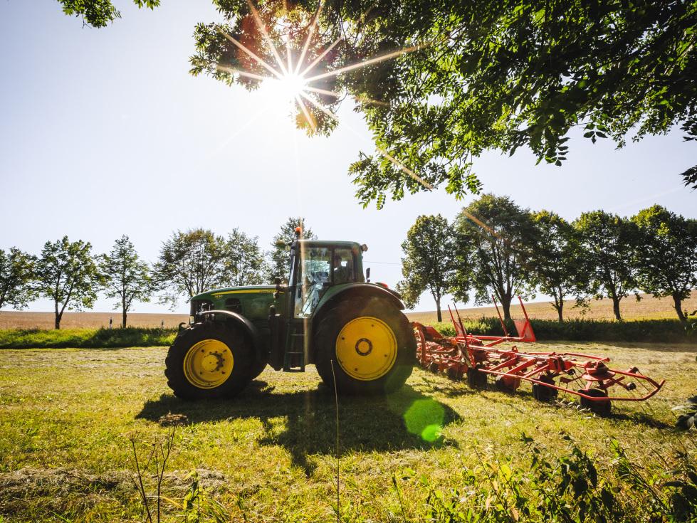 1,1 Mio. Euro Soforthilfen für Landwirtschaft bewilligt, Servicehotline eingerichtet