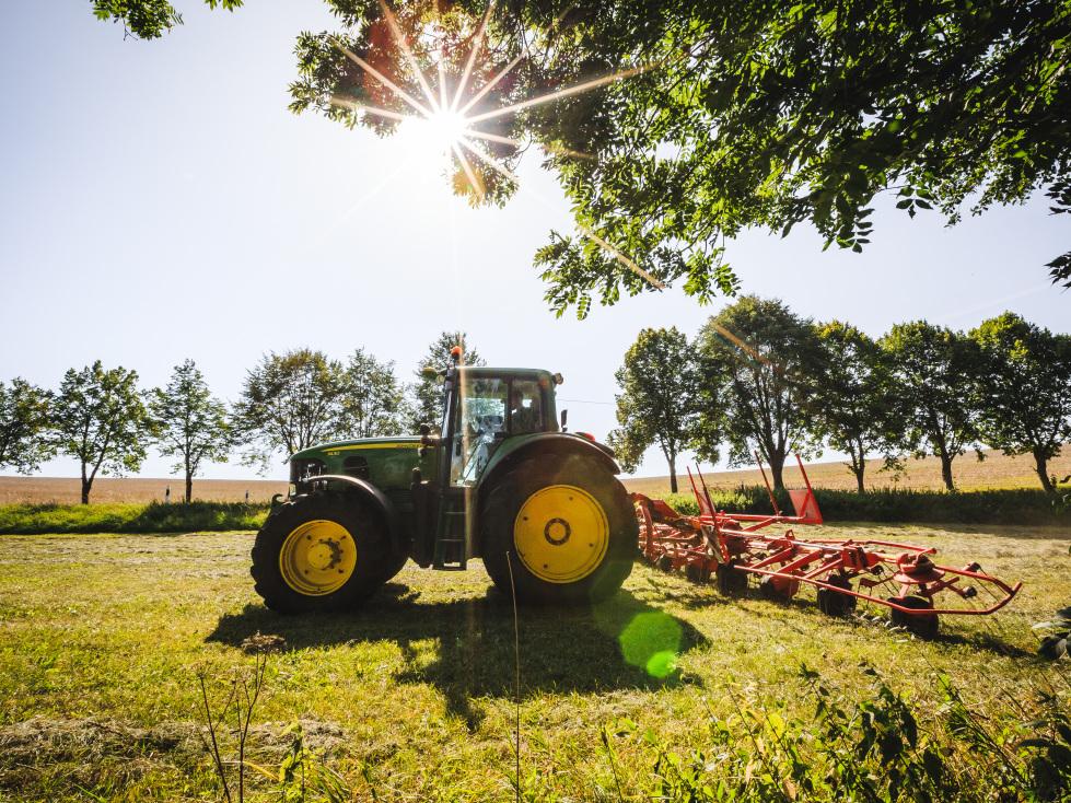 12 Mio. Euro Soforthilfe für Landwirtschaft und Gartenbau können beantragt werden
