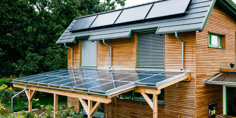 Solaranlage anschaffen