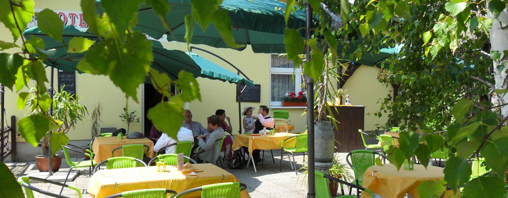 #Zuversicht: Hotel & Restaurant